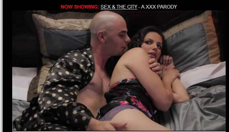 Sex & The City xxx version | Porn Parody Club